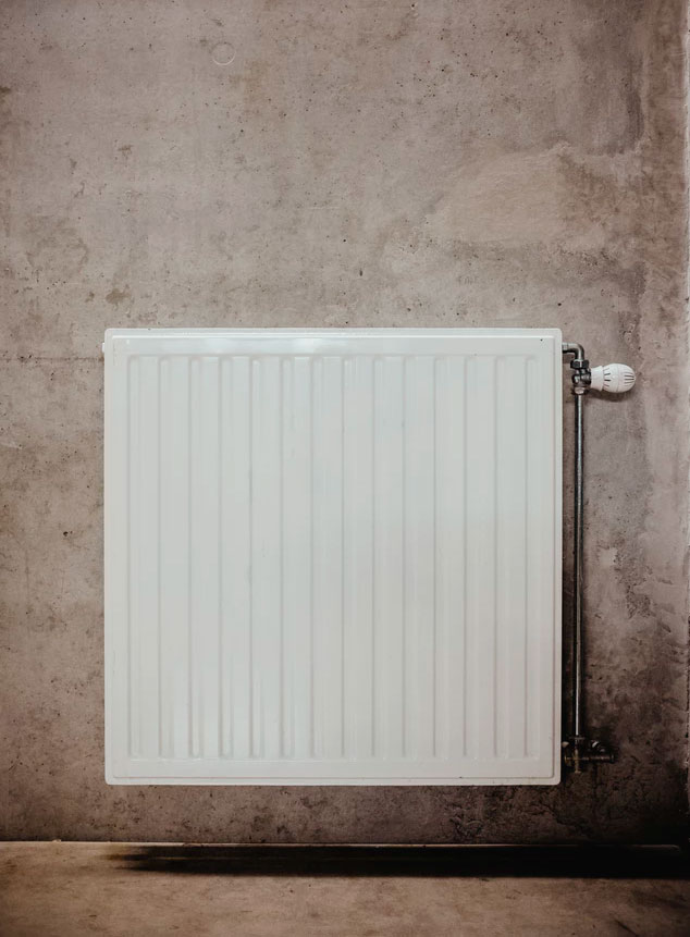 Calefacción casa bono social