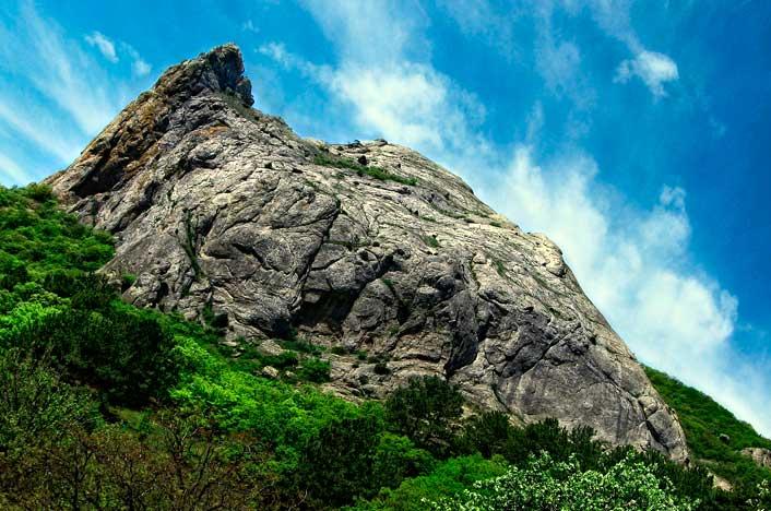 recursos naturales en Crimea