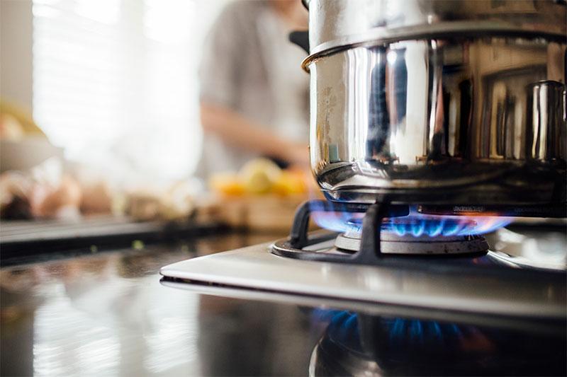 Gas para el hogar