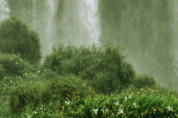 Energia hidroelectrica en Iguazu