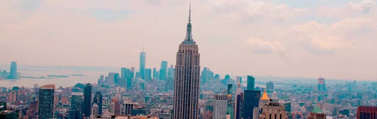 cumbre en la ciudad de newyork