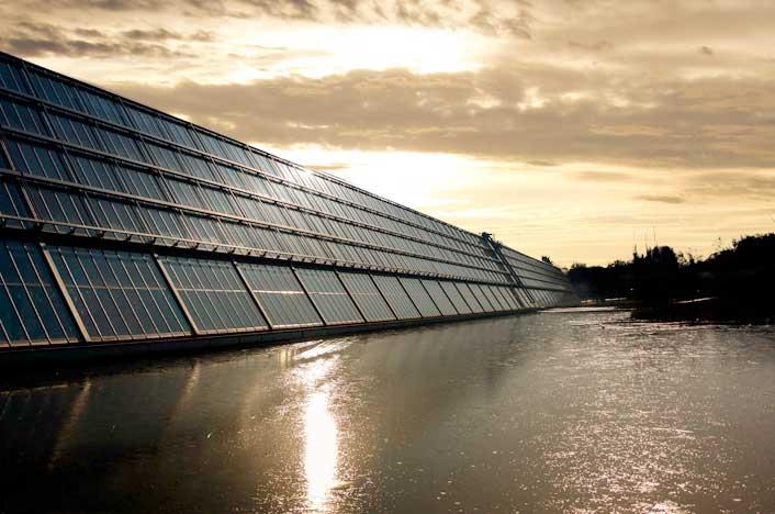 Energía solar y estaciones