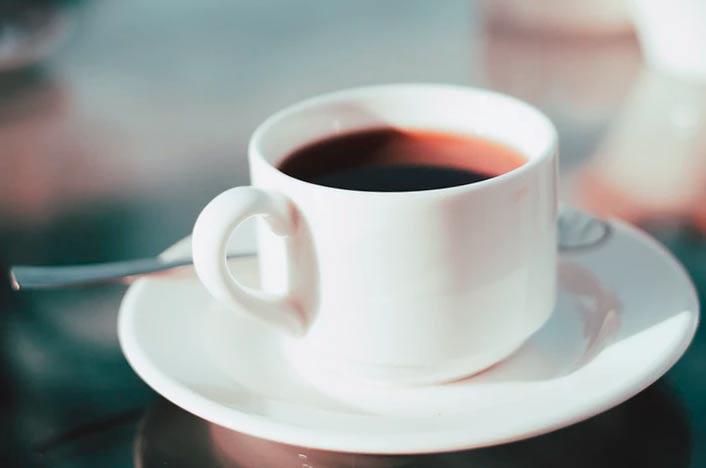Café para hacer fertilizantes caseros