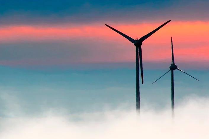 Cómo se almacena la energía eólica