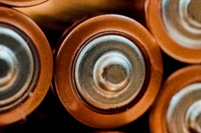 ¿Dónde reciclar las pilas?