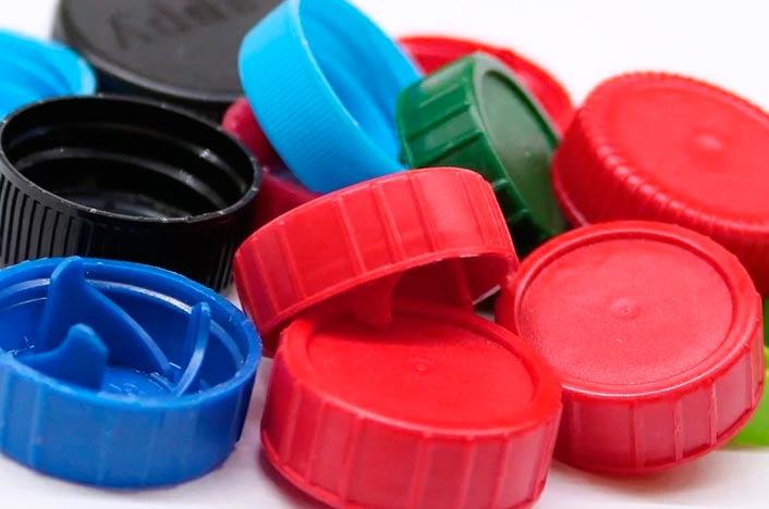 Tapones de plástico