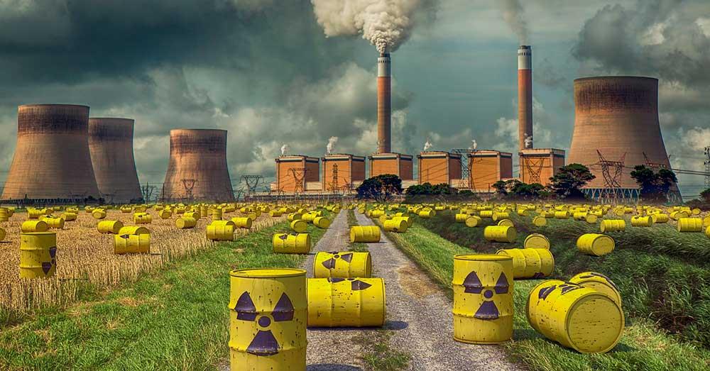 Todos los tipos de contaminación