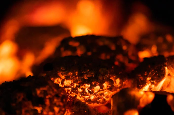 Cómo hacer briquetas