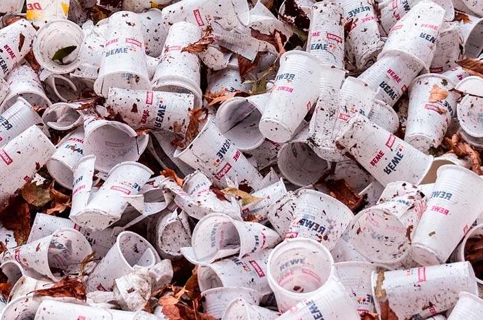 Cómo se recicla PET