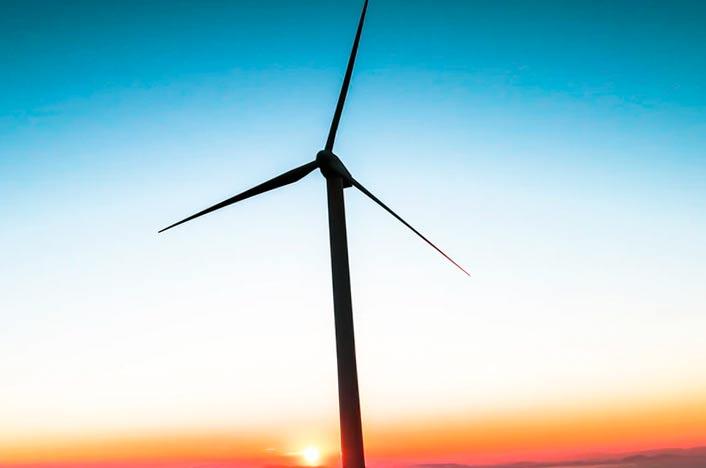 construir un parque eólico