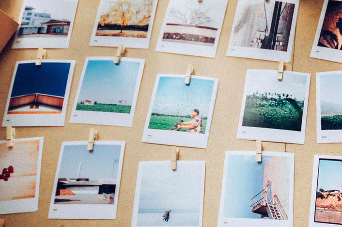 El papel fotográfico no es reciclable