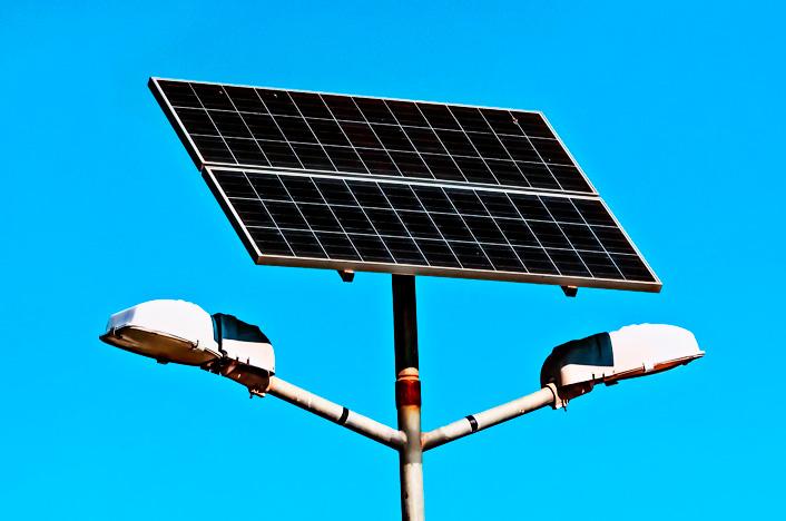 Qué son las lámparas solares
