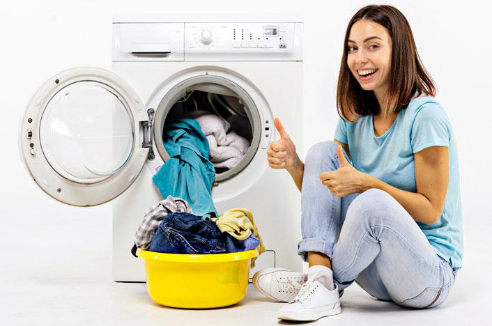 mantenimiento eficiente de tu lavadora