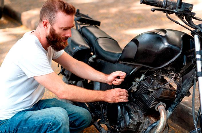 Poco mantenimiento, uno de las Ventajas de las motos eléctricas