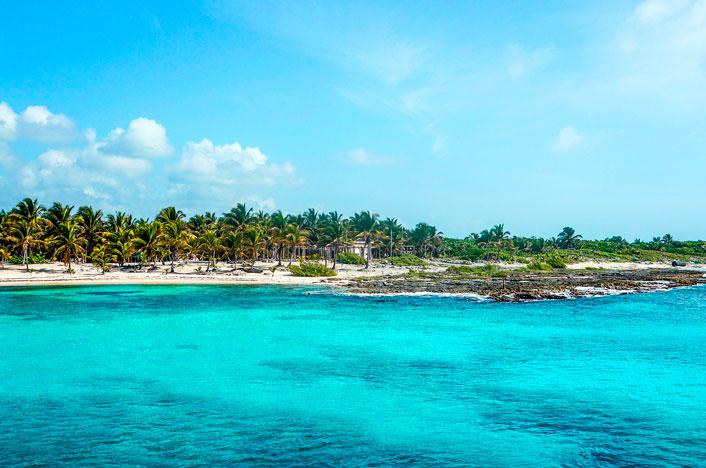 playa mexicana