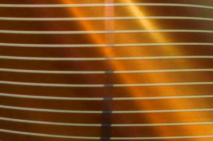 qué son las celdas solares orgánicas