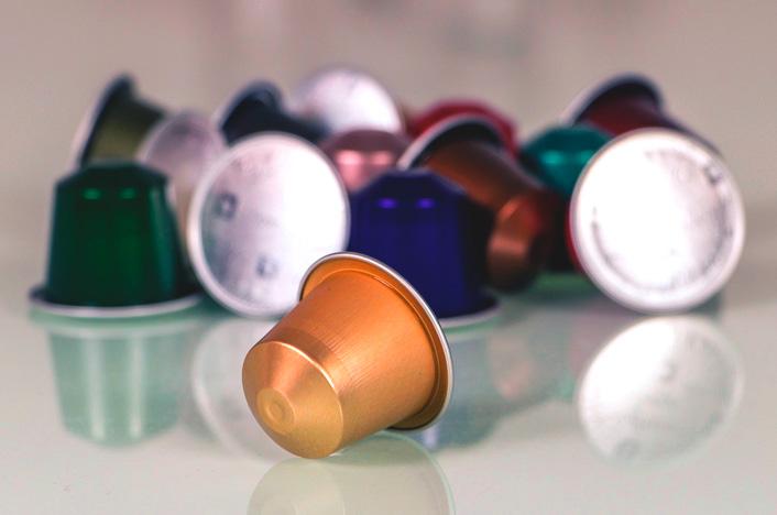 cómo reciclar cápsulas de café