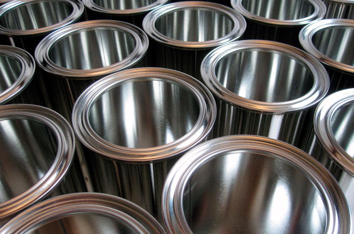 cómo puedes reciclar latas