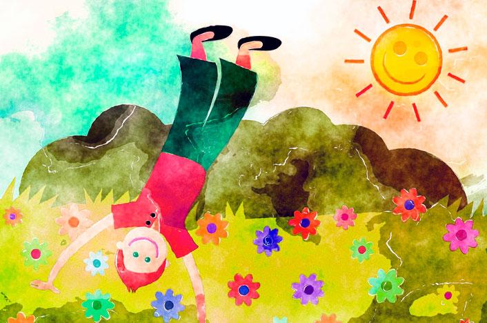 dibujos del medio ambiente para colorear