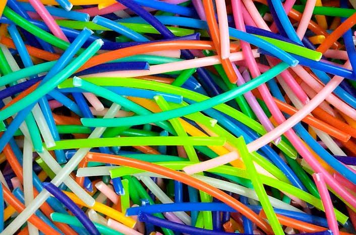 qué es el plástico PLA