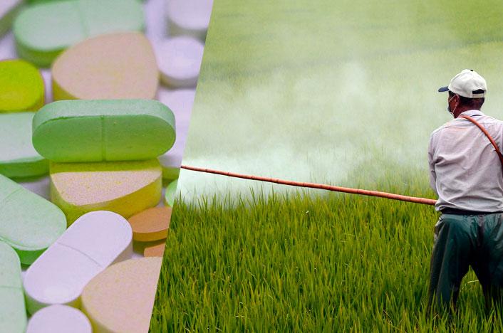 contaminantes emergentes químicos