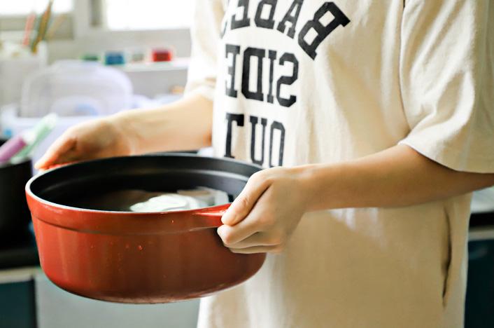 pasos para hacer jabón con aloe vera
