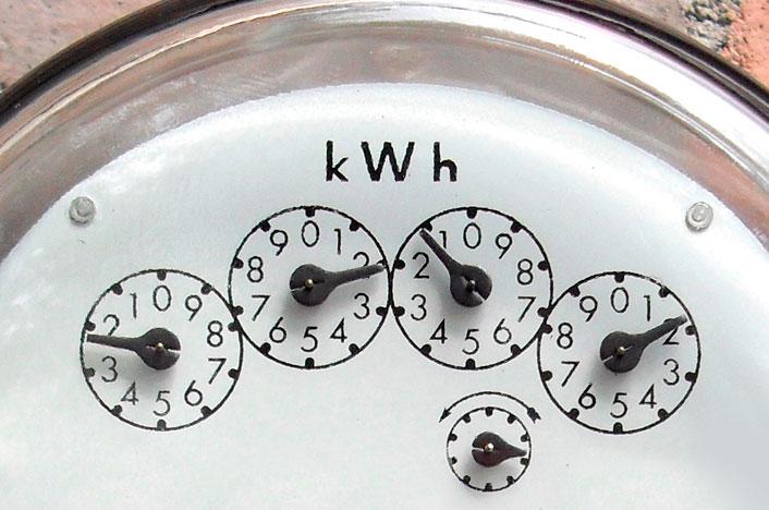 kilovatios horas (kWh)