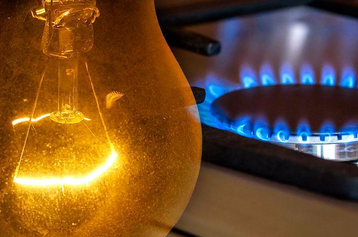 tarifas de luz y gas