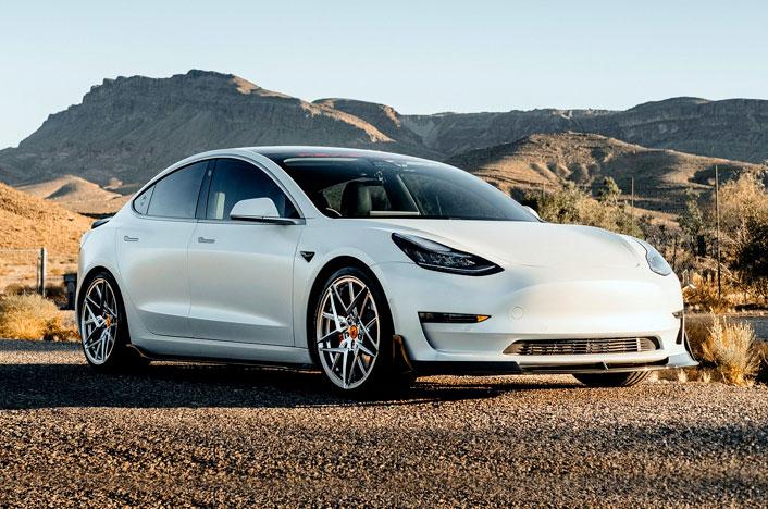 Autonomía de coches eléctricos