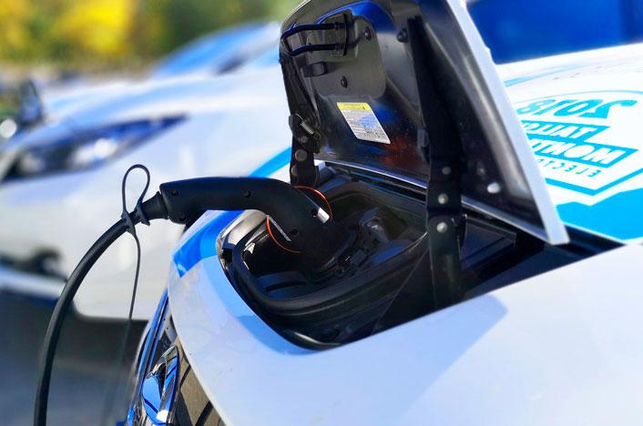 baterías para coches eléctricos