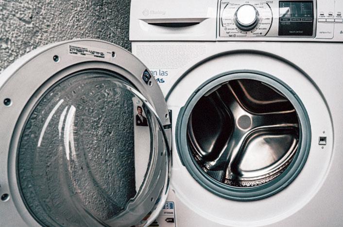 consumo energético de la lavadora
