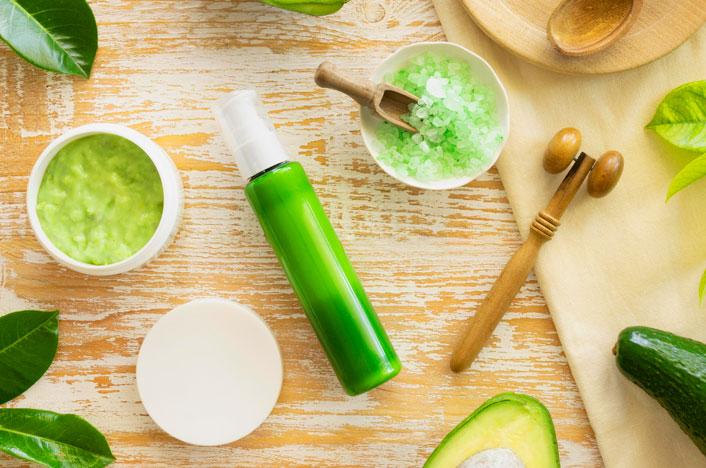qué es la cosmética ecológica