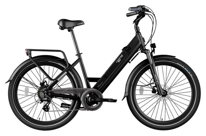 bicicleta eléctrica urbana Legend Milano