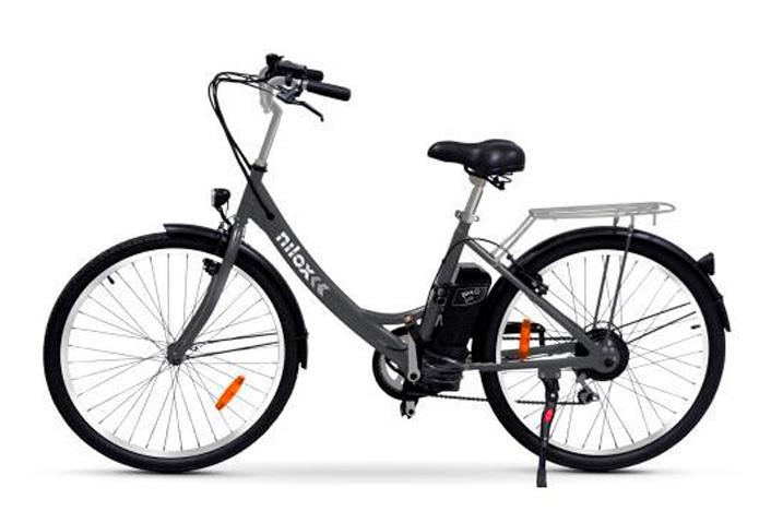 bicicleta Nilox X5