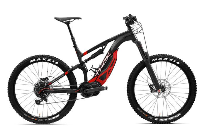 Bicicleta eléctrica de montaña THOK Mig