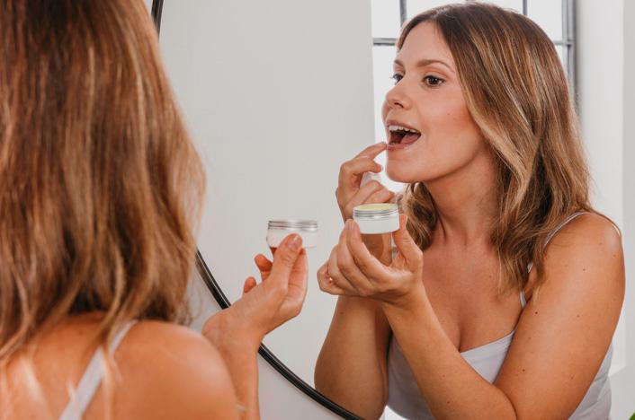bálsamo de cosmética ecológica