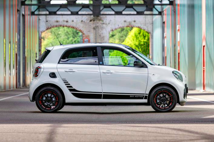coches eléctricos pequeños