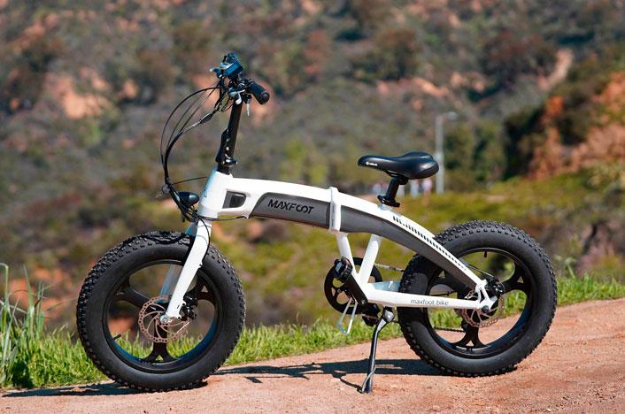mejor bicicleta eléctrica plegable 2021