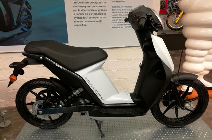 precios de motos eléctricas de bajo presupuesto