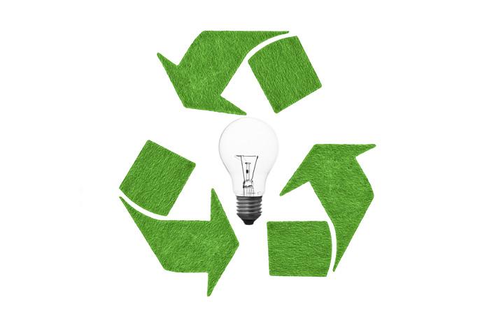 reciclar bombillas