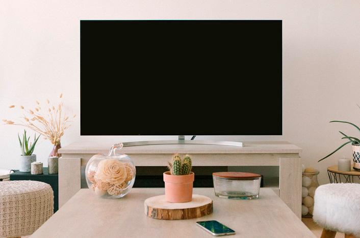 consumo del televisor