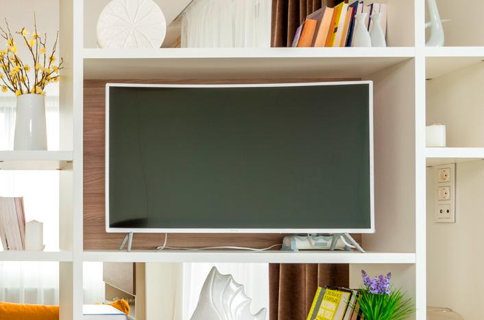 cuánto consume un televisor apagado