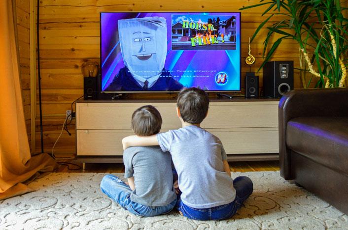 cuánto consume un televisor