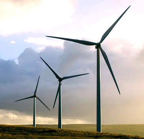 aerogeneradores de energía
