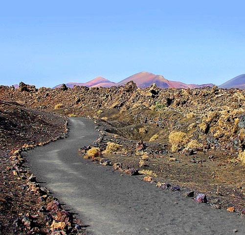 archipiélago volcánico de las Islas Canarias