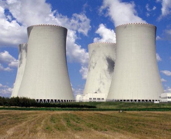 características de la energía nuclear