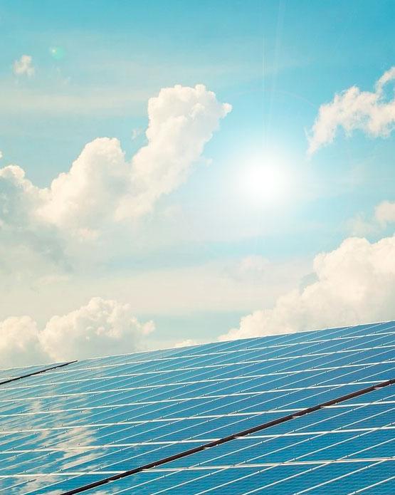 definición de energía solar