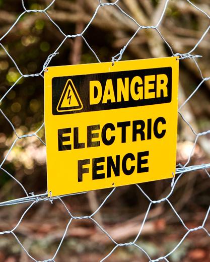 peligros de la energía eléctrica