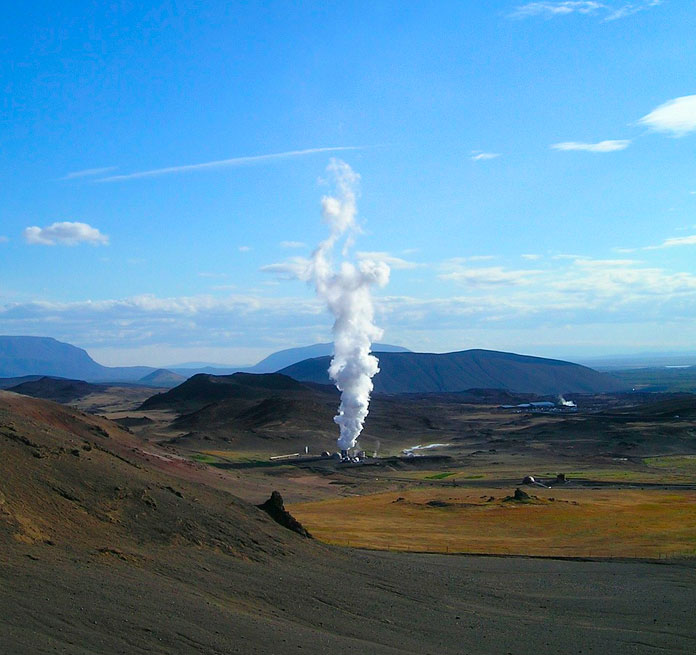 qué es la energía geotérmica