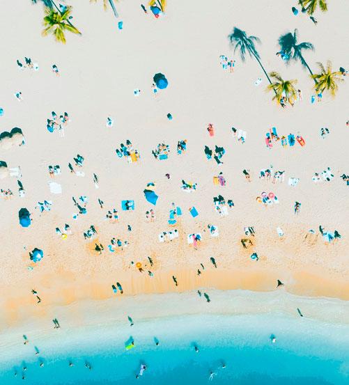 turismo sostenible en playas